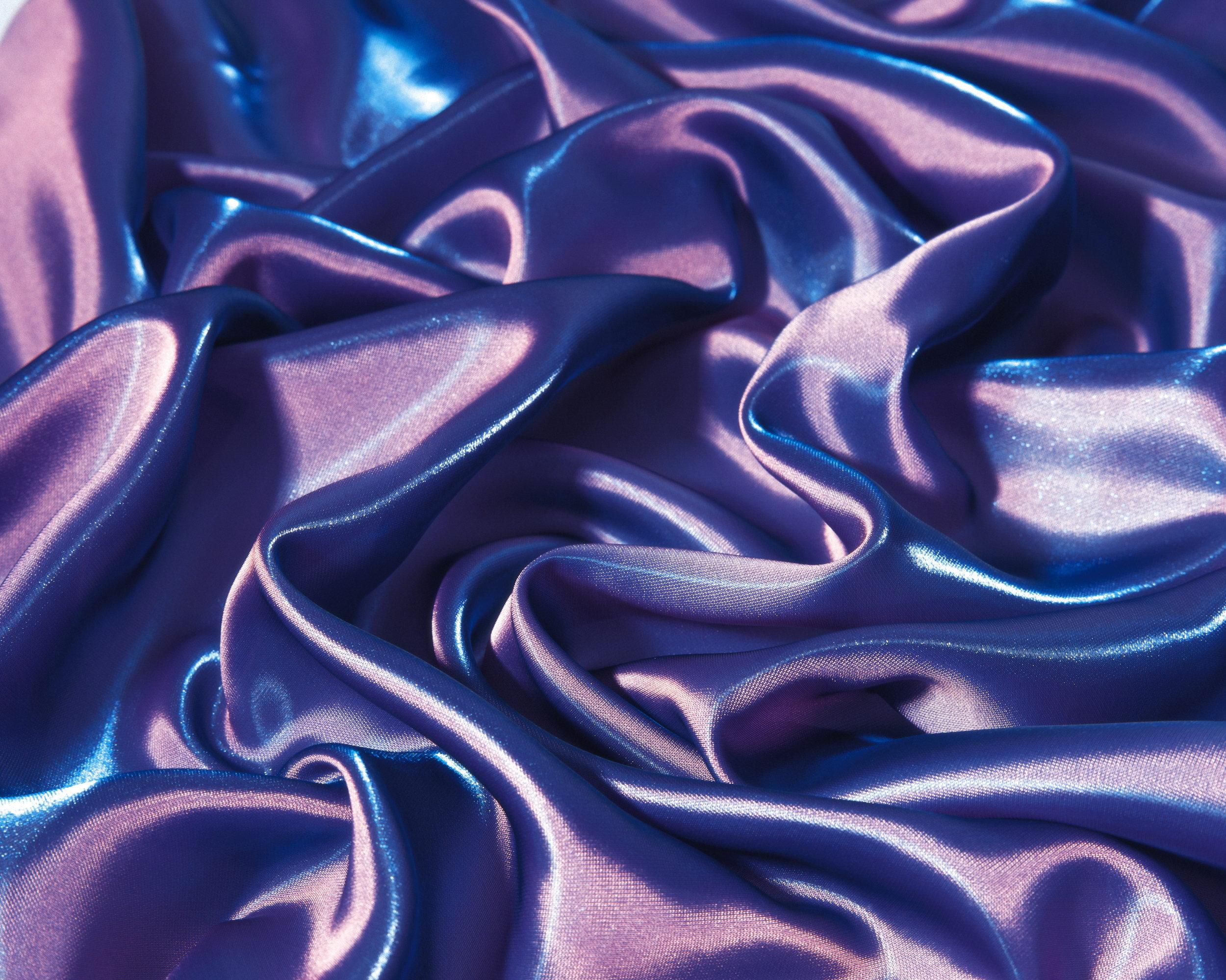 Виды атласной ткани