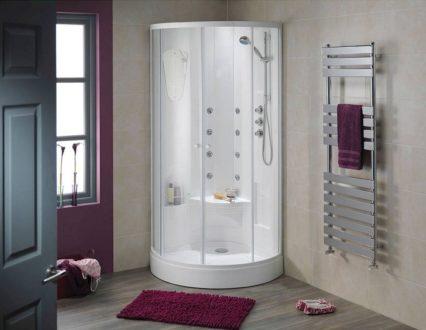 Критерия выбора душевой кабины для ванной